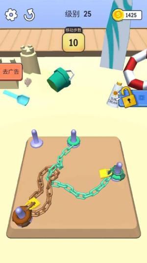 暴走的锁链无限金币破解版图片1
