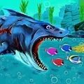 大鲨鱼进食小游戏官方版 v1.1