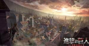 进击的巨人最终版樱花图4