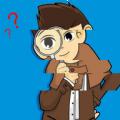 拼脸侦探家游戏