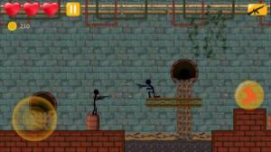 火柴人一路向前游戏无限金币破解版图片2