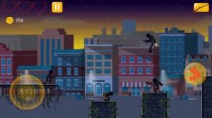 火柴人一路向前游戏无限金币破解版图片1