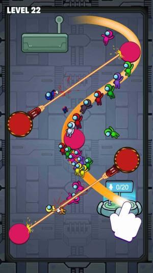 在小队之间游戏图2