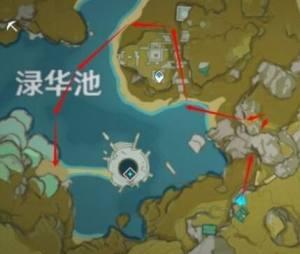 原神飞行挑战活动在哪里?飞行挑战地点位置一览图片2