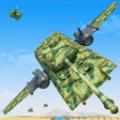 飞行坦克模拟器游戏
