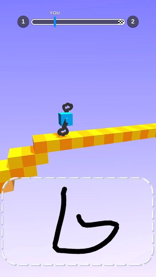 涂鸦攀爬游戏安卓版图2: