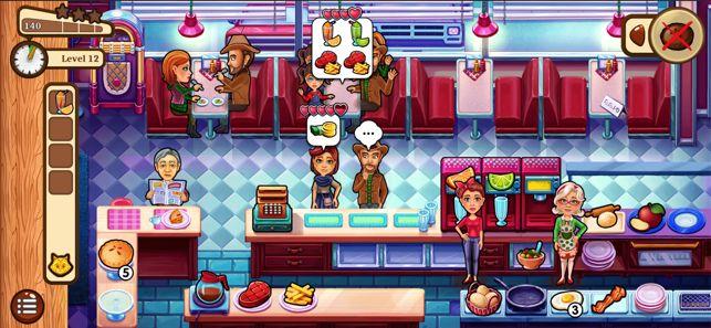 美味餐厅18破解版完整版图5: