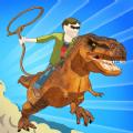 飞奔吧恐龙游戏