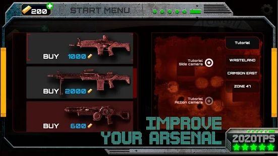 僵尸特警手机版安卓游戏图1: