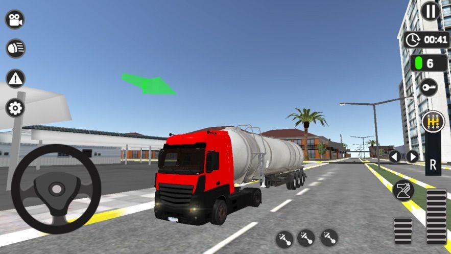 欧洲卡车司机pro中文免费最新版图片1