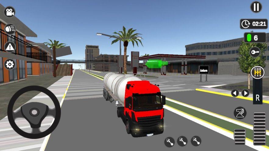 欧洲卡车司机pro中文免费最新版图1:
