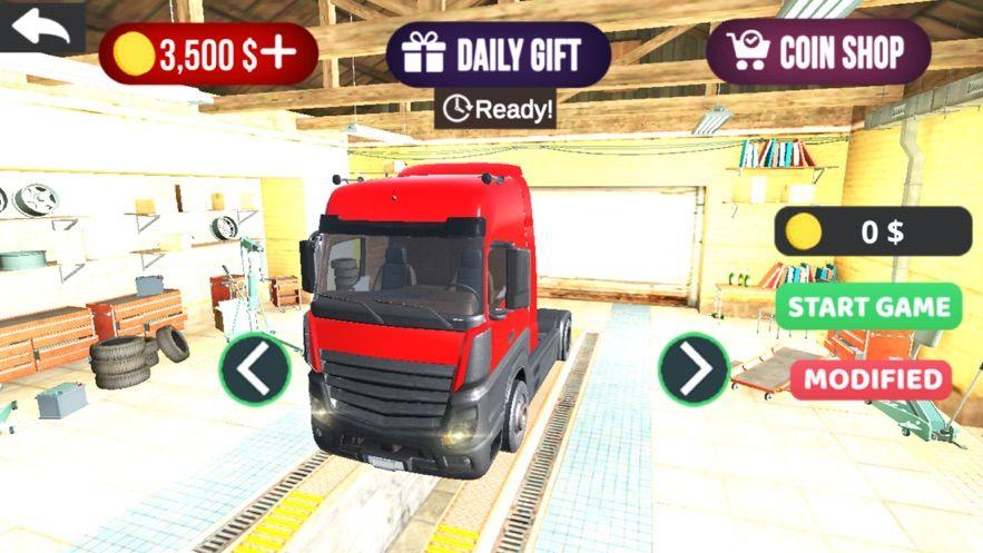 欧洲卡车司机pro中文免费最新版图4: