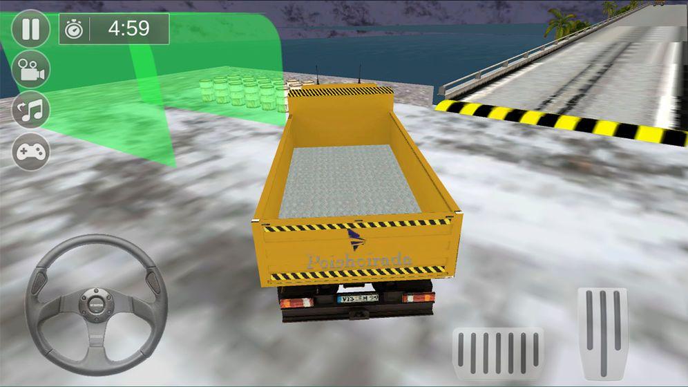 卡车野外运输模拟无限金币破解版图1: