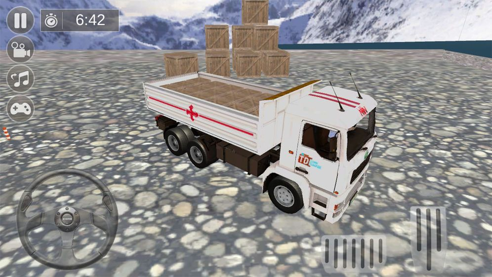 卡车野外运输模拟无限金币破解版图片1