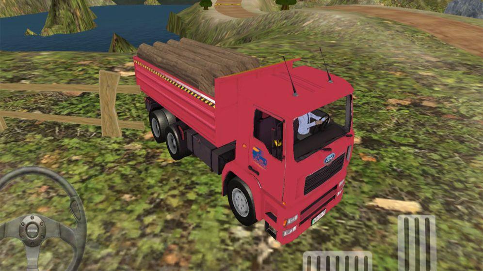 卡车野外运输模拟无限金币破解版图4: