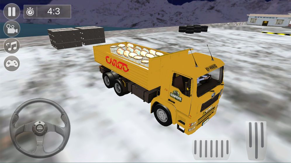 卡车野外运输模拟无限金币破解版图3: