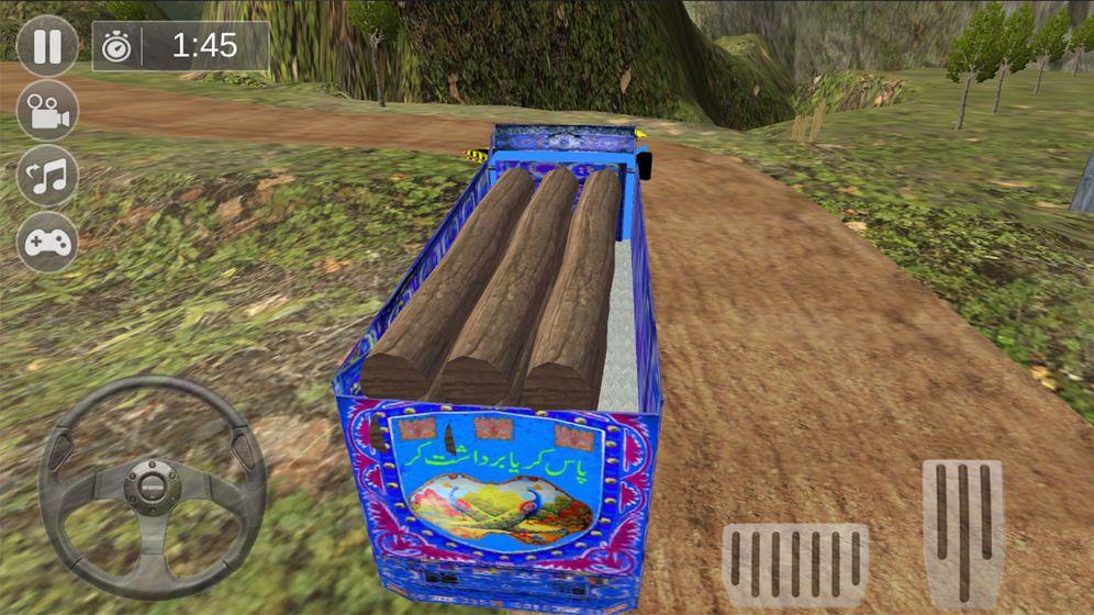 卡车野外运输模拟无限金币破解版图2: