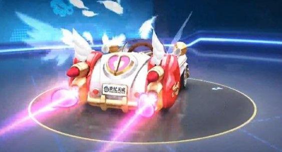 跑跑卡丁车手游天使之恋属性怎么样?天使之恋技能属性解析[视频][多图]图片2