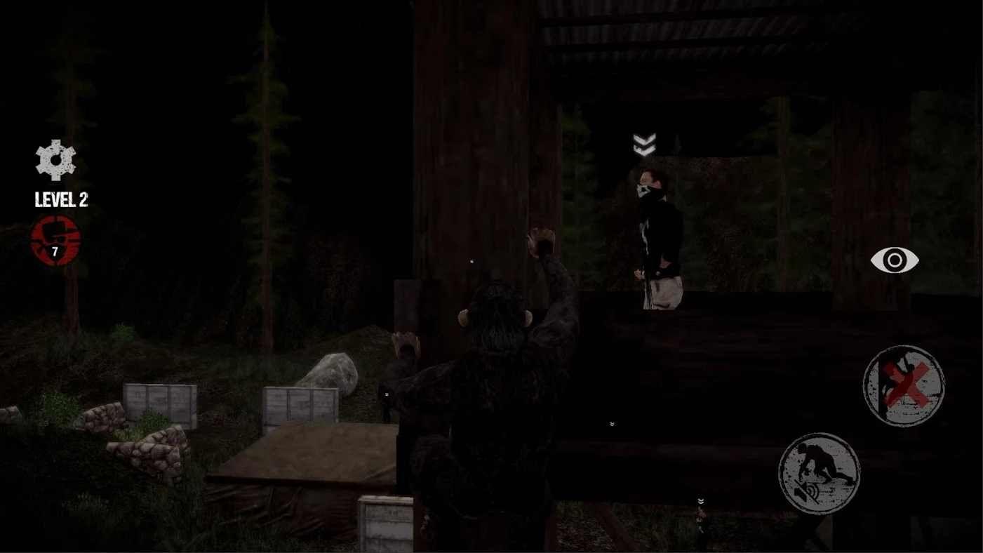 猩猩刺客2游戏安卓最新版图2: