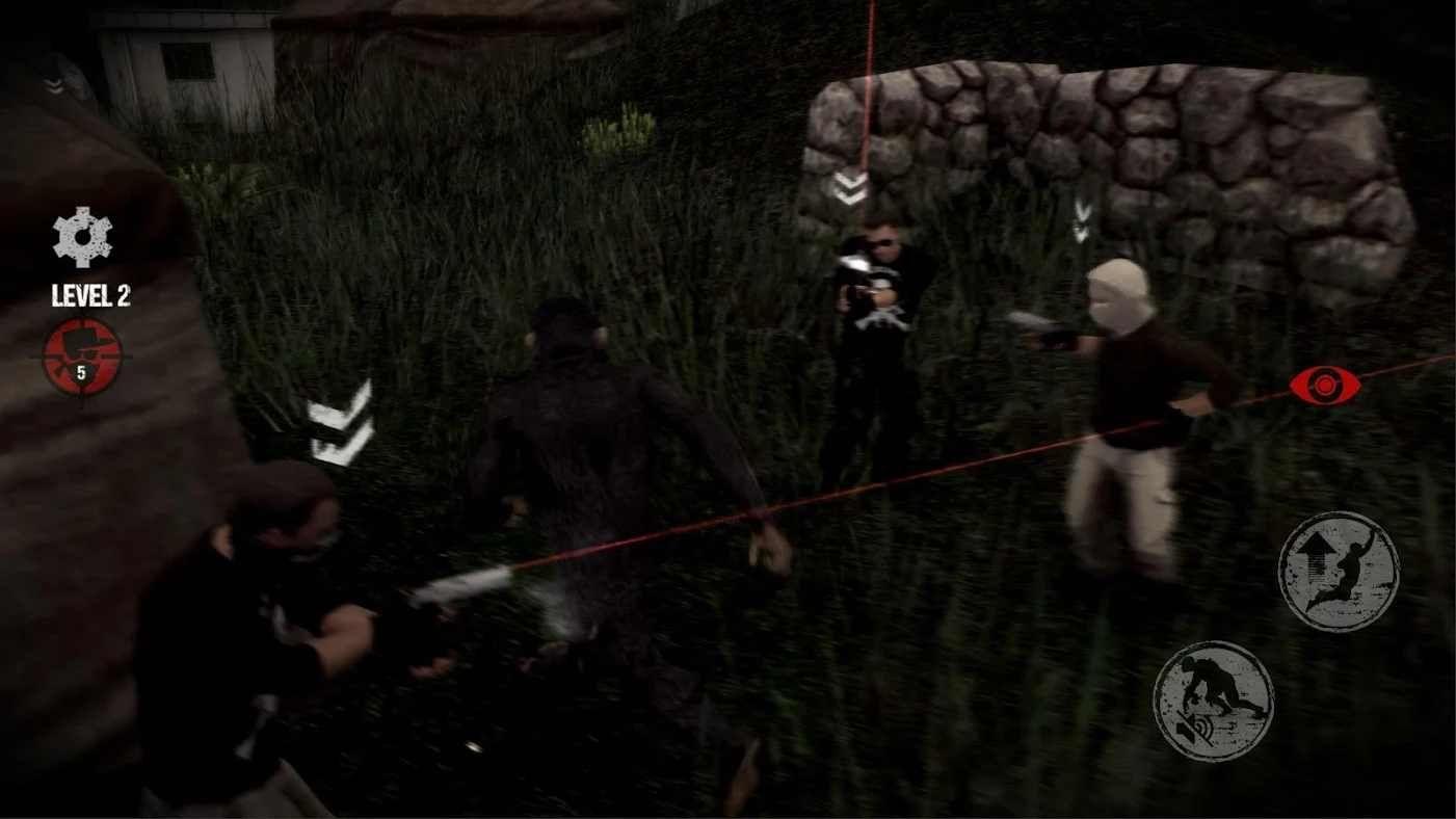 猩猩刺客2游戏安卓最新版图3: