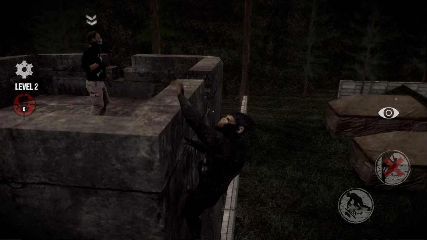 猩猩刺客2游戏安卓最新版图1:
