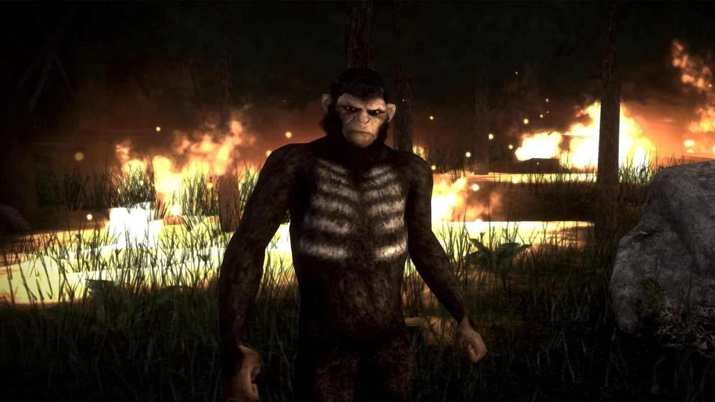 猩猩刺客2游戏安卓最新版图4: