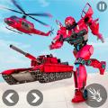 直升机变换坦克战争中文版
