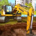 挖掘机和铲斗模拟中文版