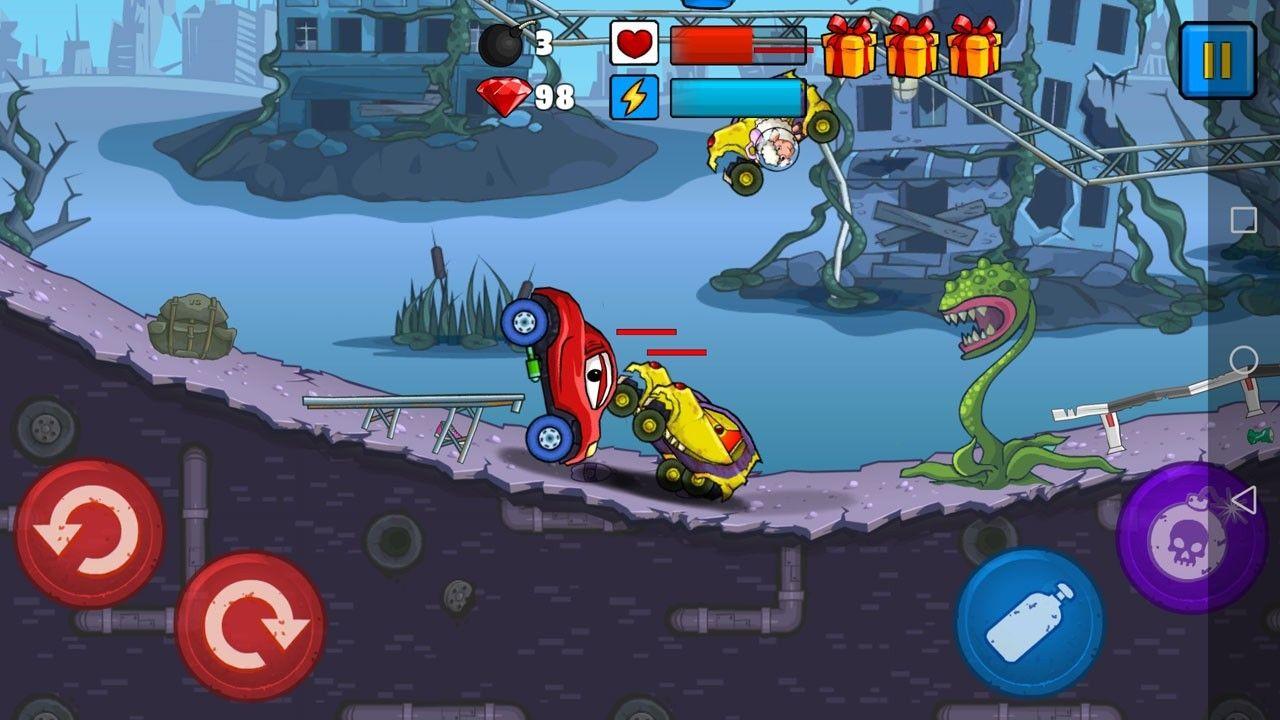 全民飞车派对游戏最新版安卓版图3: