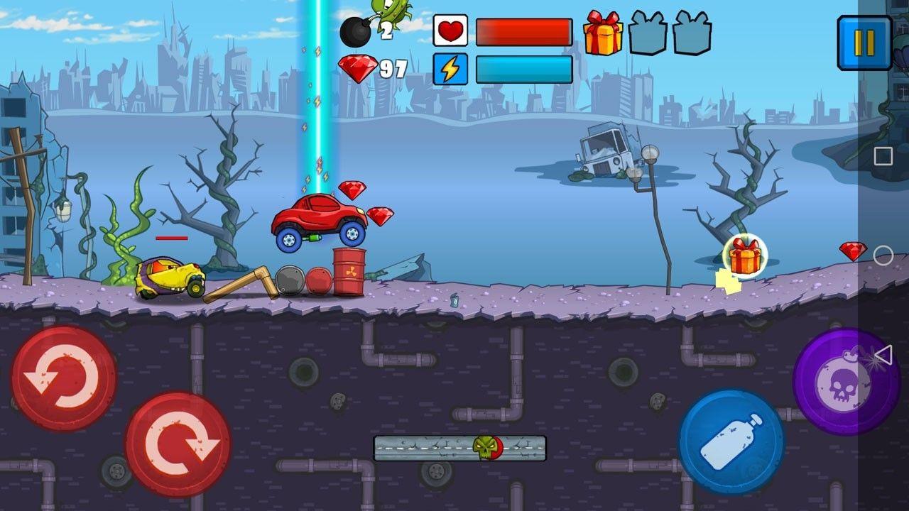 全民飞车派对游戏最新版安卓版图1: