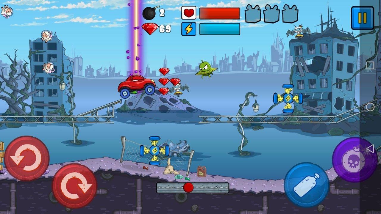 全民飞车派对游戏最新版安卓版图2:
