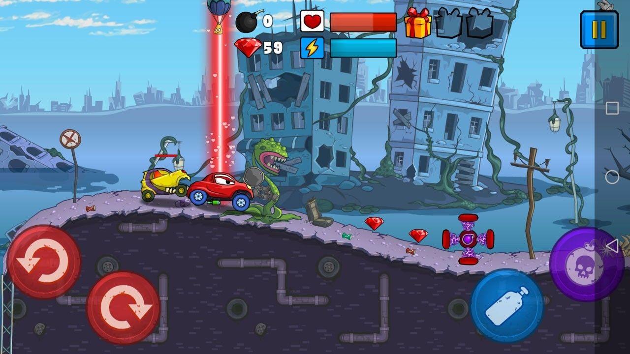 全民飞车派对游戏最新版安卓版图4:
