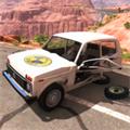 汽车事故模拟器游戏