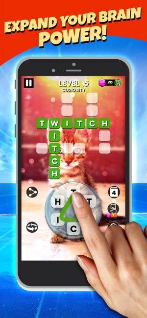 单词搜索宠物游戏图3
