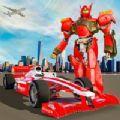 飞行式机器人战争游戏