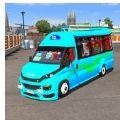 小型欧洲巴士模拟器2020游戏