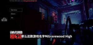 gravewood high游戏图1