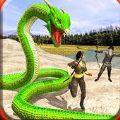 饥饿蛇狩猎中文版