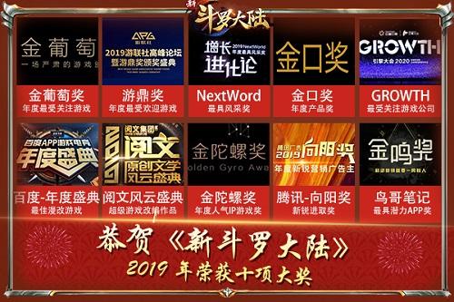《新斗罗大陆》手游制作人为玩家送上新年祝福,规划2020发展计划[多图]