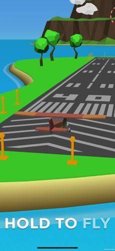 Crash Landing 3D破解版图1