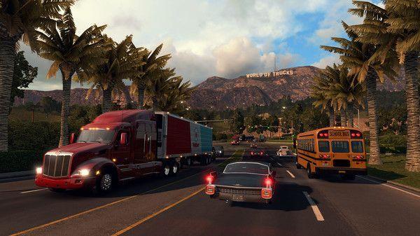 美国18轮大卡车手机游戏中文版图1: