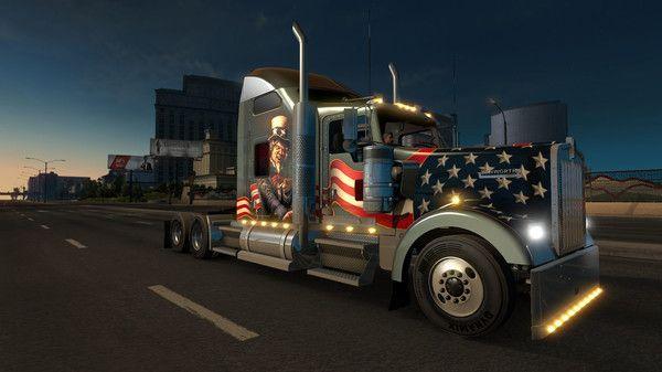 美国18轮大卡车手机游戏中文版图2: