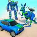 袋鼠机器人汽车变换中文版
