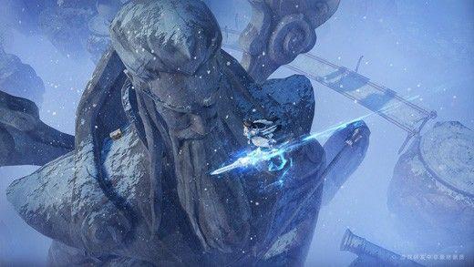 刀剑镇风雪游戏官方最新版图片1