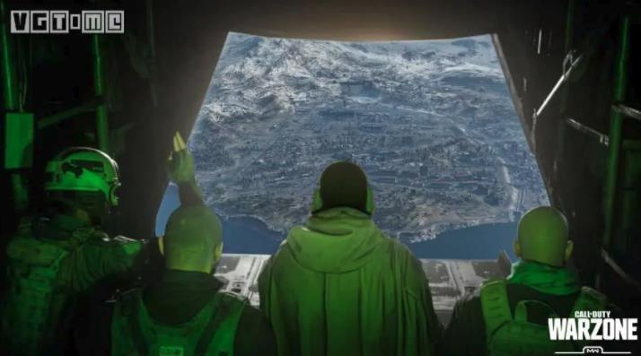 使命召唤战区200人大地图模式官方最新版
