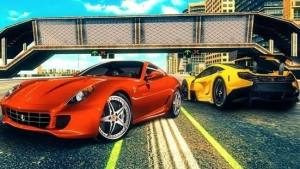 GS竞速比赛游戏无限金币破解版图片1