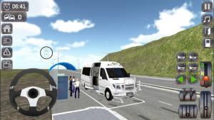 小巴驾驶模拟游戏图1