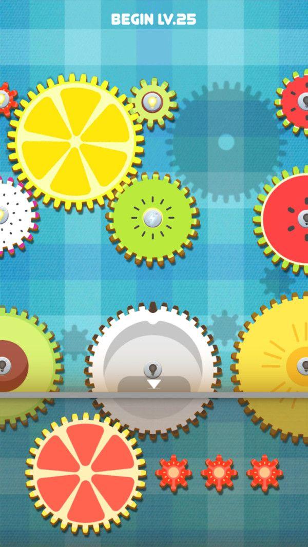 水果齿轮游戏安卓版最新版图1: