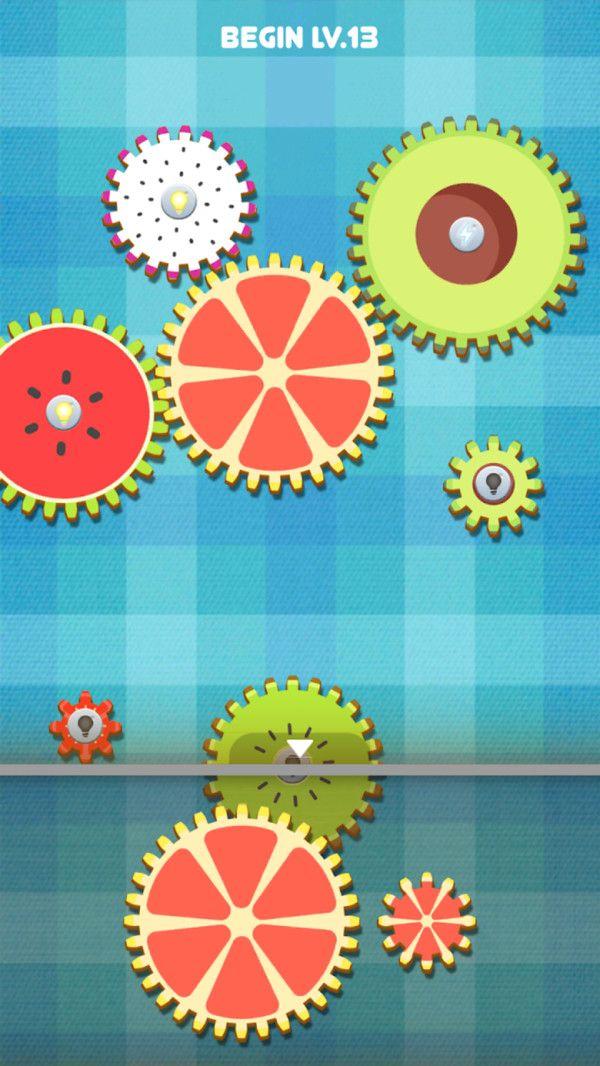 水果齿轮游戏安卓版最新版图2: