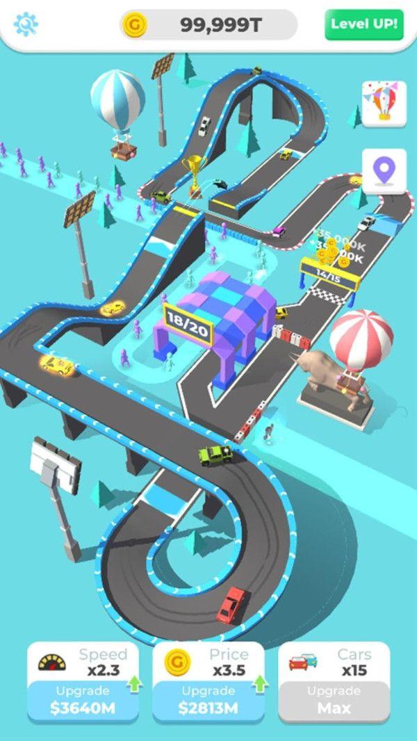 跑车大亨游戏安卓版图片1